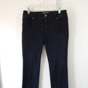 black CHICOS SO SLIMMING jeans slim short 00